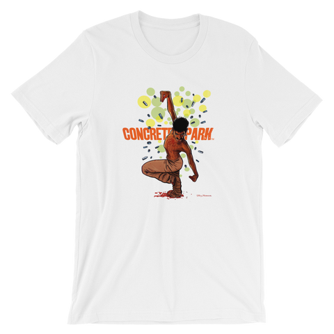 Concrete Park Fontaine Short-Sleeve Unisex T-Shirt