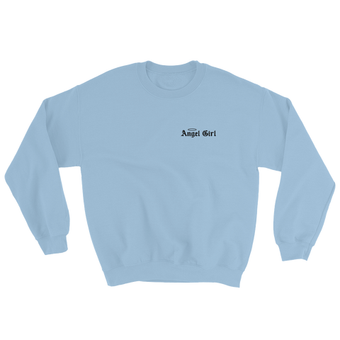 Peyton Michi Angel Girl Sweatshirt