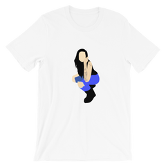 Taylor Reilly Silhouette Short-Sleeve Unisex T-Shirt (Multiple Colors)