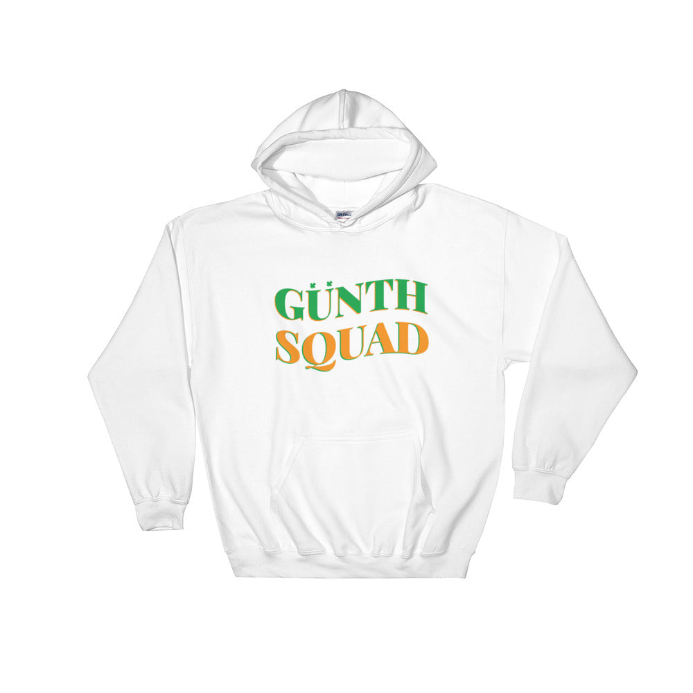 Corey Scherer Gunth Squad Saint Patrick's Day Hooded Sweatshirt (Multiple Colors)