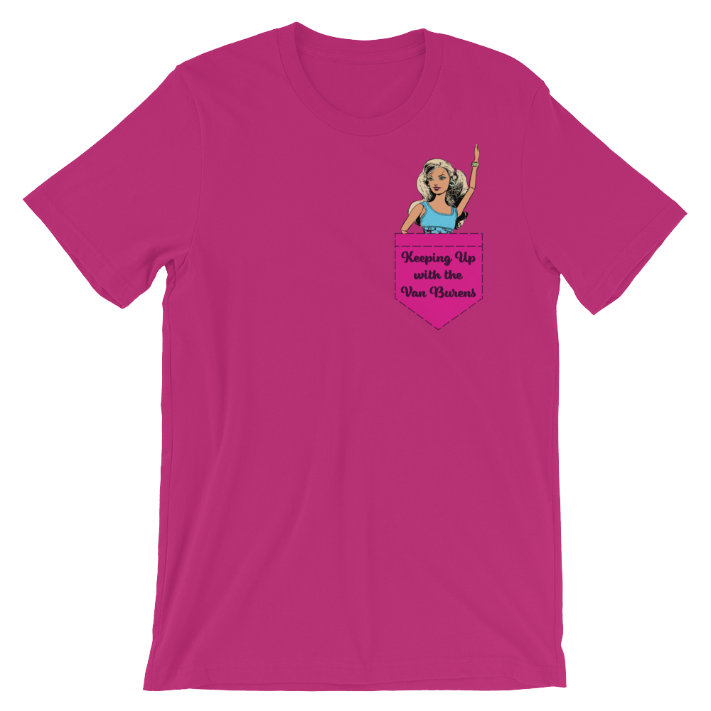 MPGiS Keeping Up With The Van Burens Unisex T-Shirt