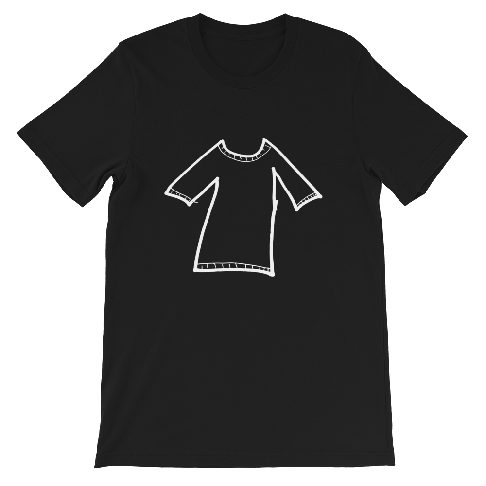 Shirt Short-Sleeve Unisex T-Shirt