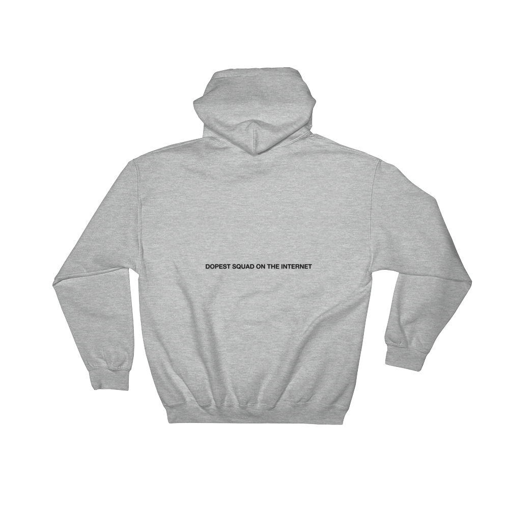 Josh and Sav Sosh Squad Hooded Sweatshirt