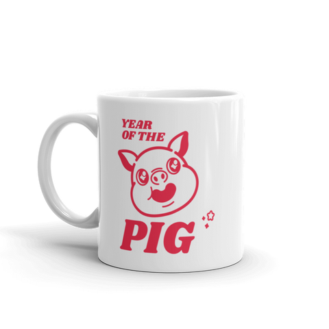 Year of the Pig 2019 Mug