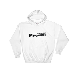 The TRY Channel Mayonnaise Hooded Sweatshirt