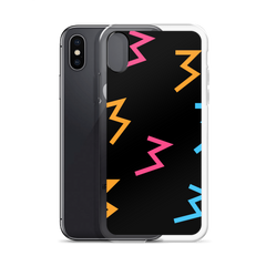 "McHusbands ""Abstract 3"" Colorful iPhone Case"