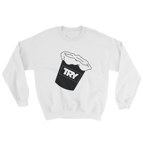 The TRY Channel Sick Bucket Sweatshirt