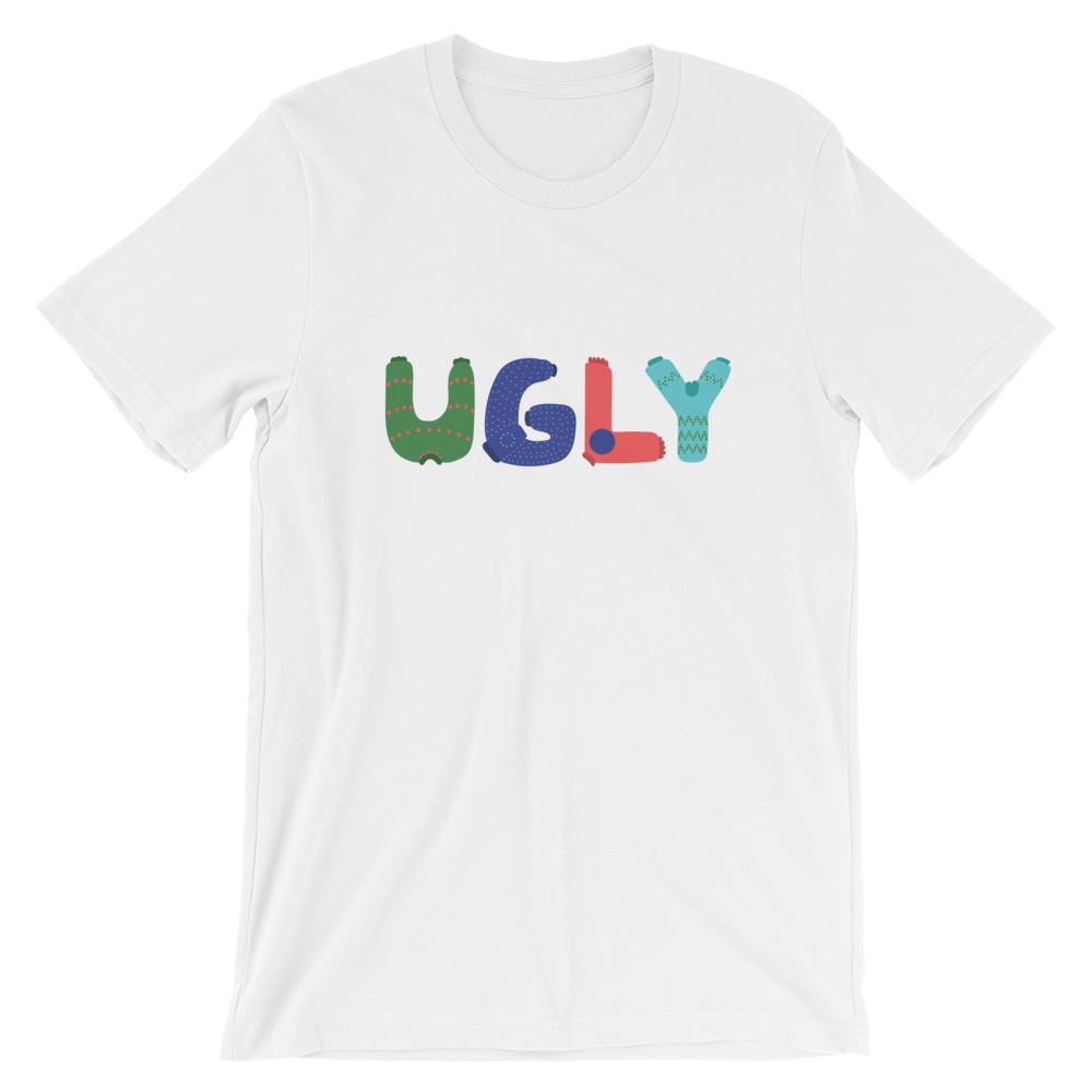 Ugly Short-Sleeve Unisex T-Shirt