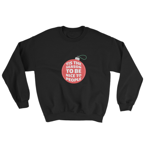JoshuaDTV Tis the Season Sweatshirt