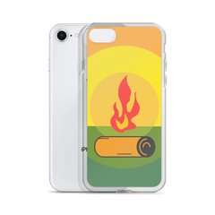 Campfire iPhone Case
