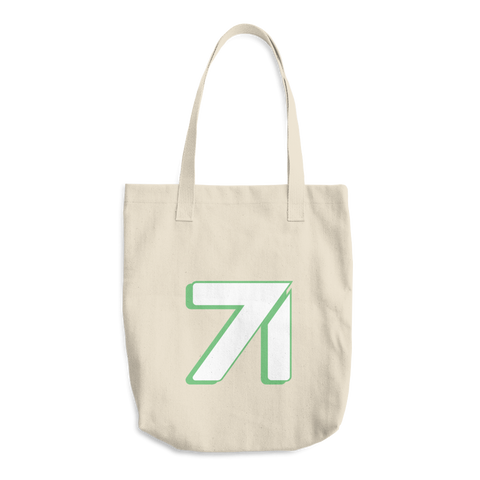 Studio71 Cotton Tote Bag