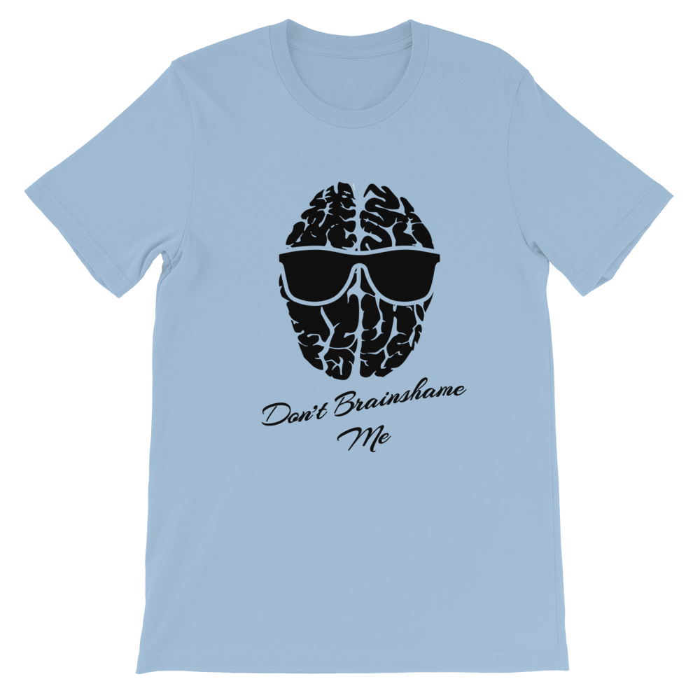 The TRY Channel Brainshame Short-Sleeve Unisex T-Shirt (Multiple Colors)