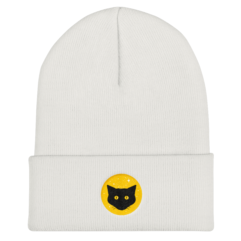 Black Cat Unisex Beanie