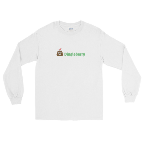 JoshuaDTV Dingleberry Santa Long Sleeve T-Shirt