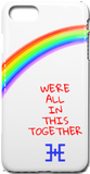 EMMA & ELLIE RAINBOW IPHONE 5/5S PHONE CASE