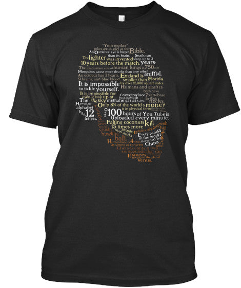 "Matthew Santoro ""Fact"" T-Shirt"