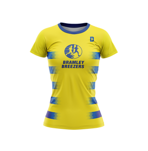 Breezers Women's Race Tee
