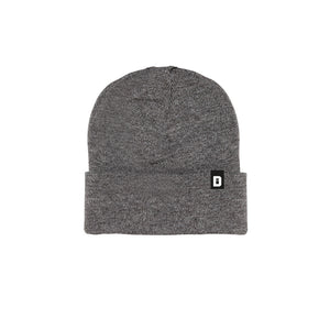 Beanie Hem - Light Grey