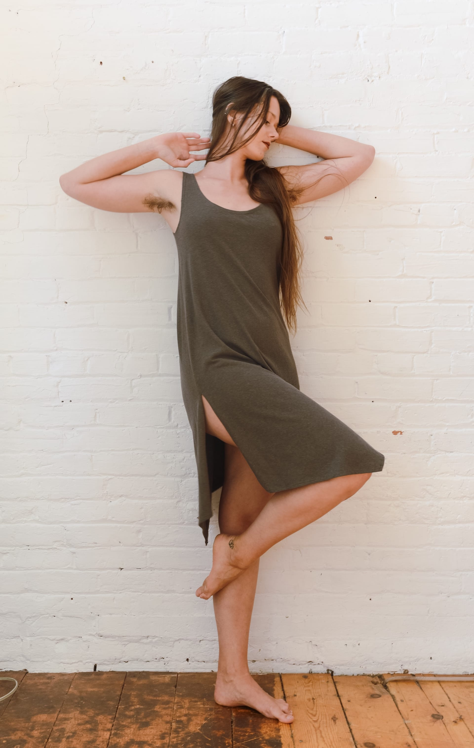 Sunset Hemp Dress