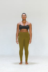 Leggings- Hemp High Waisted Tights