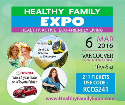 Healthy Family Expo - March 6, 2016
