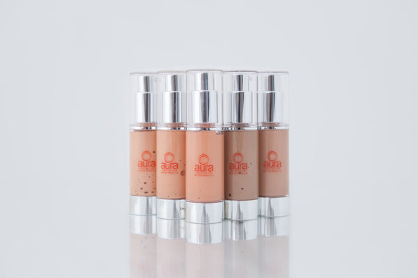 Mineral Liquid Foundations