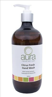 Hand Wash - Citrus Fresh