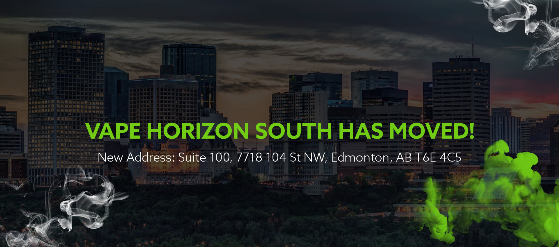 best vape shop edmonton - vape horizon