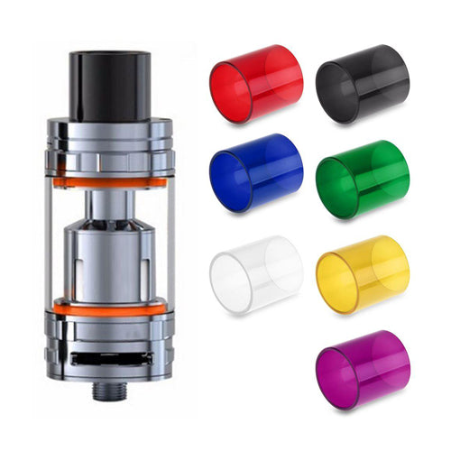TFV8 Colored Replacement Glass