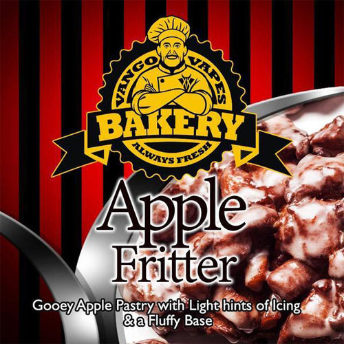 Luscious Apple (Old name: APPLE FRITTER) - Bakery - Vango