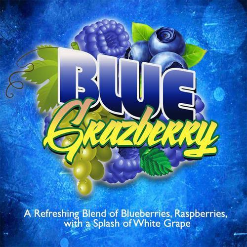 Blue Grazberry - House Of Fruit Blenz Salts