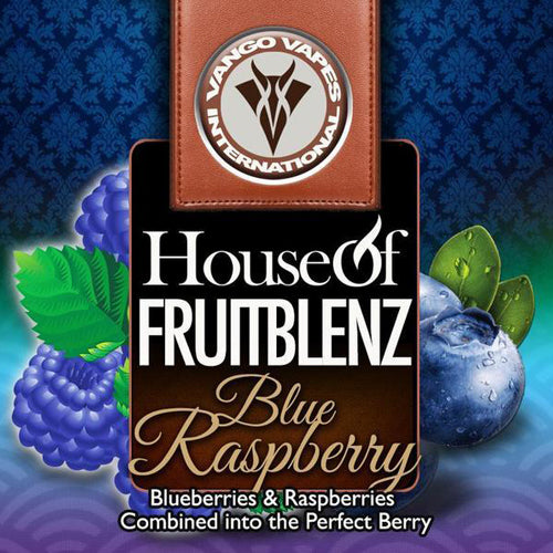 Blue raspberry- House of Fruit Blenz - Vango