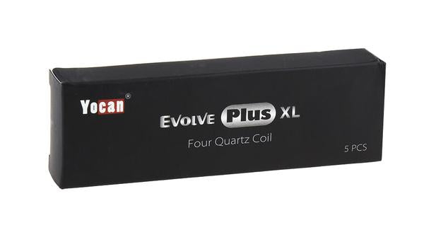 Yocan Evolve Plus XL Replacement  ATOMIZER Coils 5/PCS