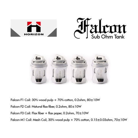 Falcon Coils 3/Pack