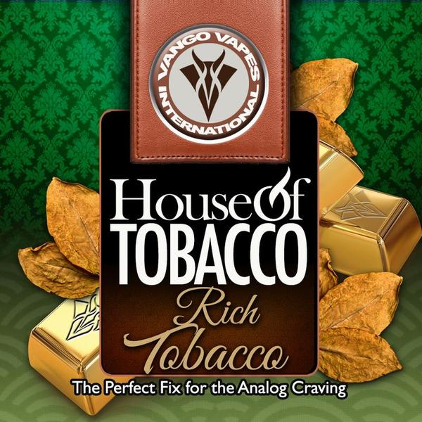 House of Tobacco - Rich Tobacco Salts (former name: Cream of Tobacco)