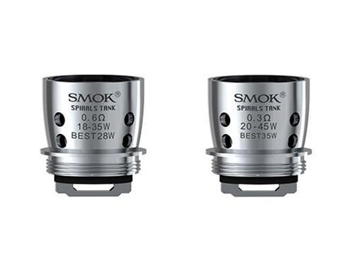 SMOK Spirals Replacement Coils (5-Pack)