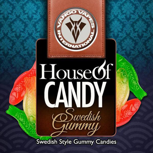 Swedish Gummy - House Of Candy - Vango