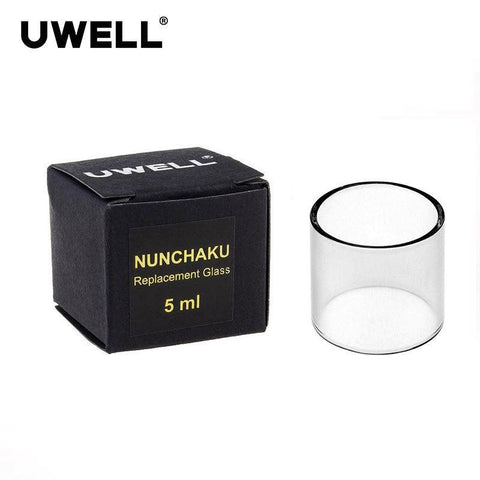UWELL NUNCHAKU 5ML REPLACEMENT GLASS
