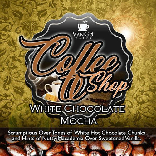White Chocolate Mocha - Coffee Shop - Vango