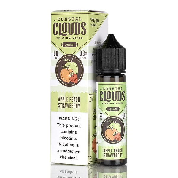 Apple Peach Strawberry - Coastal Clouds