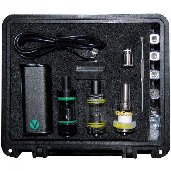 Mamba 3-in-1 Vape Kit for Ejuice, Wax and Dry Herbs
