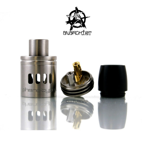 Phenotype L RDA By Anarchist - Silver