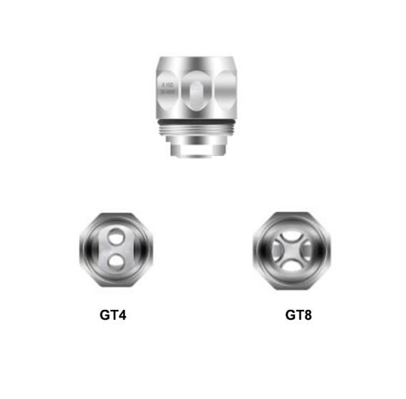 Vaporesso GT4/GT8 Coils For NRG Tank 3pcs/pack