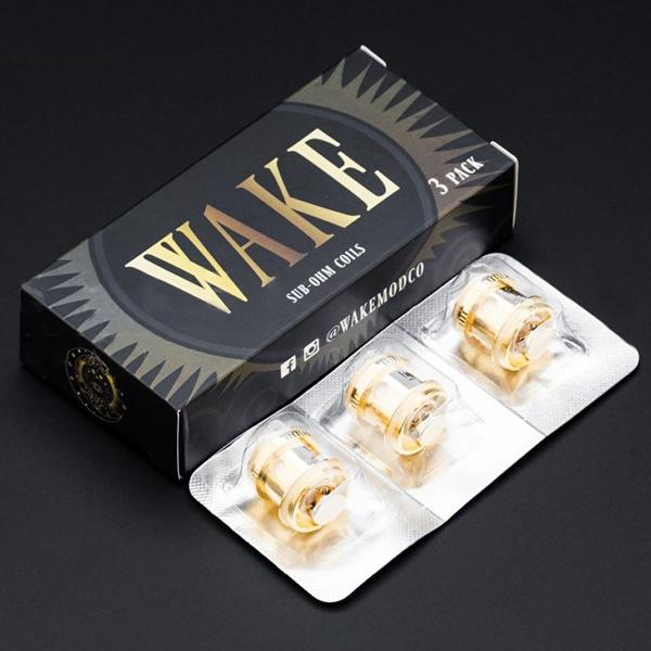 Wake - Little foot Coils