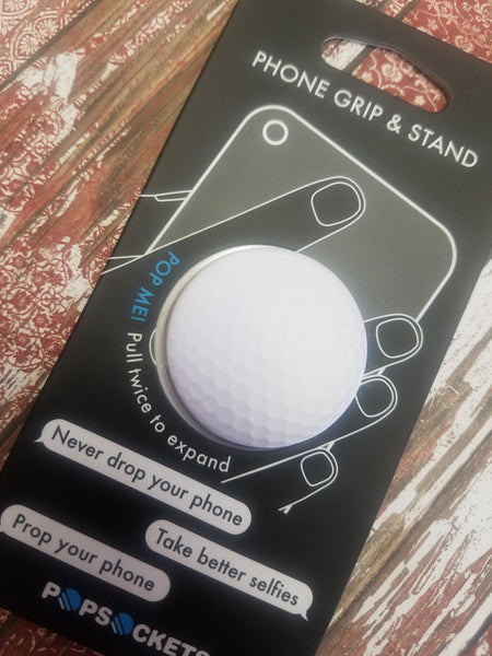 PopSocket - Golf Ball
