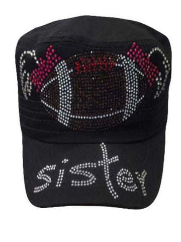 Football Sister Hat