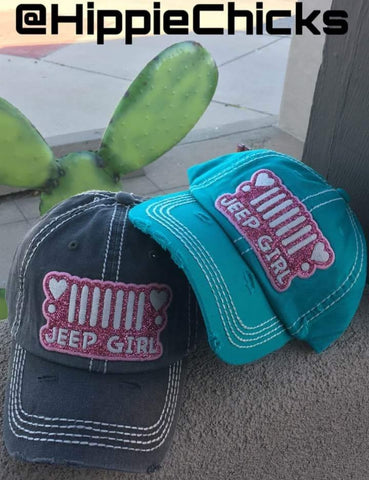 Jeep Girl Hats