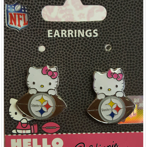 NFL Hello Kitty Pittsburgh Steelers Jewelry