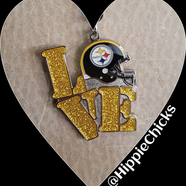 Pittsburgh Steelers NFL Key Chain