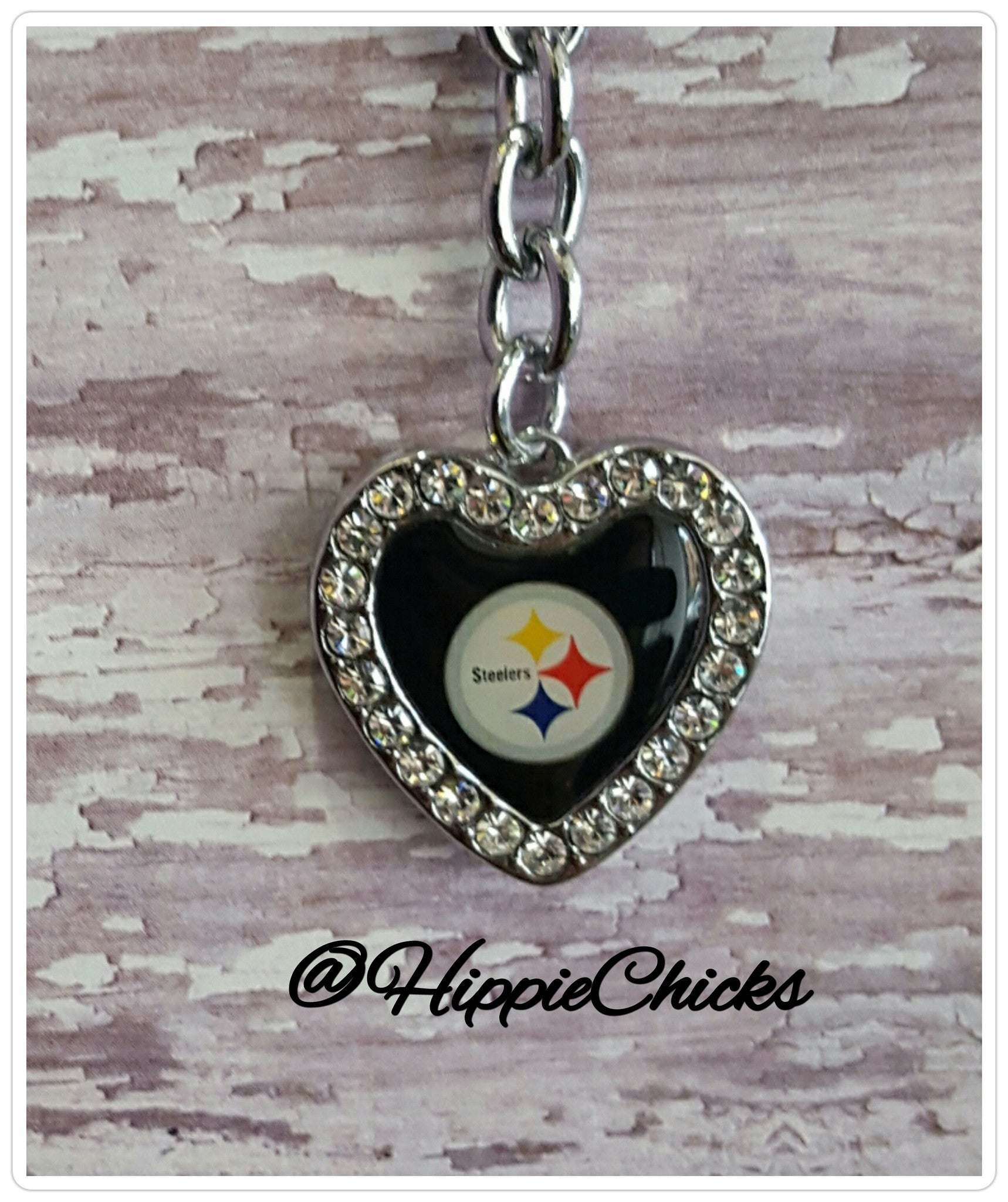 NFL Pittsburgh Steelers Keychain